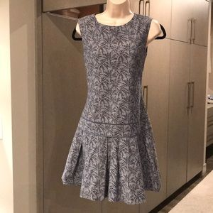 JCrew denim dress